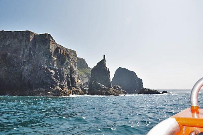 Cornwall boat trip