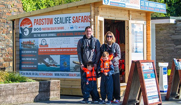 come find padstow sealife safari location 2