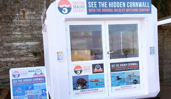 come find padstow sealife safari location 2