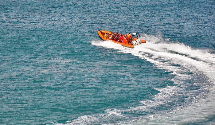 Rib Boat Trip