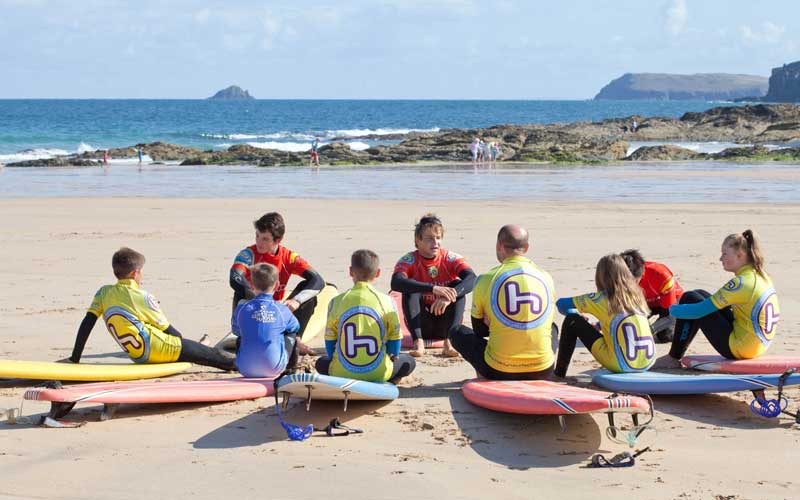 Harlyn Surf School