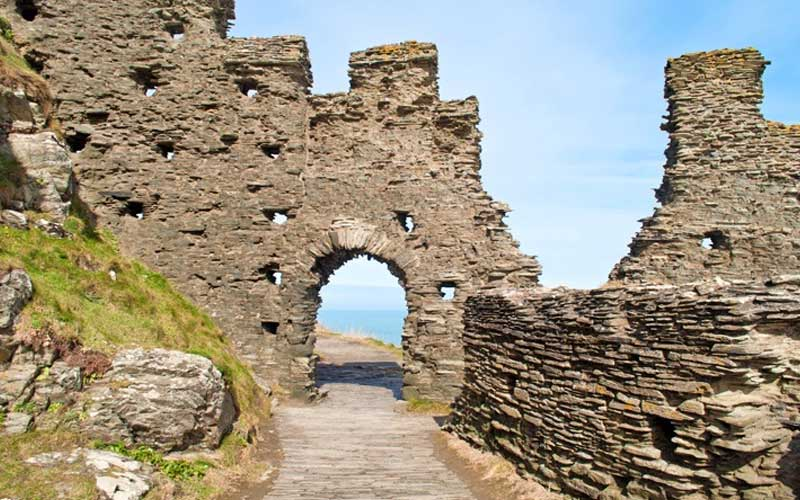 King Arthur Castle Tintagel