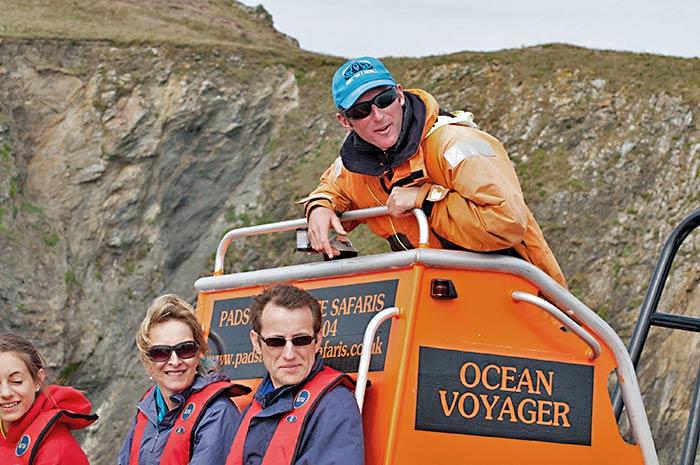 Sea Life Safari Boat Trip